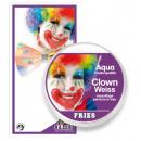 wholesale Toys: Theater make AQUA  Classic, Clown White, 15g SB