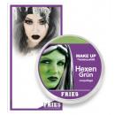 Étape maquillage MAKE UP horreur, sorcière-vert, 1