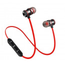 X10 Sport Headset Red