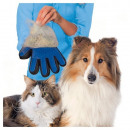 Pet hair removal gloves  true touch