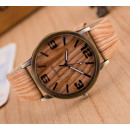 Großhandel Armbanduhren:Holzuhr Surround
