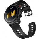 Großhandel Computer & Telekommunikation:L5 schwarze Smartwatch