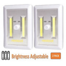 schakelaar LED-kastverlichting, zelfklevend