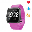 hurtownia Telefony komorkowe, smartfony & akcesoria: Inteligentny zegarek S7 Różowy