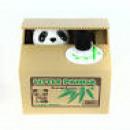 grossiste Epargner boite: brousse brousse  Panda avec des films d'animaux