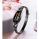 H8 Luxardo Damen Smart Watch Schwarz