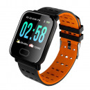 A6 smart watch orange