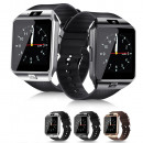 wholesale Mobile phones, Smartphones & Accessories: M8 Black Heart Rate Monitor Smart clock, SIM slot