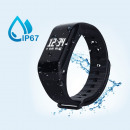 wholesale Computer & Telecommunications:ID115 black bracelet