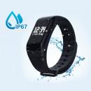 groothandel GSM, Smartphones & accessoires:ID115 zwarte armband