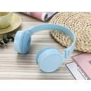 hurtownia Artykuly elektroniczne: Zestaw słuchawkowy Liro BK05 niebieski