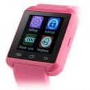 U8 Pink Smart wristwatch, intelligent watch