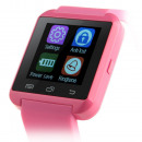 grossiste Informatique et Telecommunications: Montre-bracelet U8 Pink Smart, montre intelligente