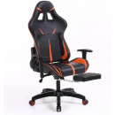 wholesale furniture: Sintact Gamer chair with orange-black ...