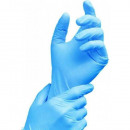 wholesale Working clothes: Hygienic Rubber Gloves (50 pairs)