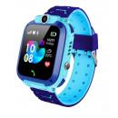 TriangleTech Q12B Smartwatch, blau