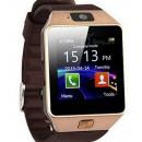 DZ09 SIM socket, Smart watch, Smart watch Gold