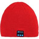 Großhandel Kopfbedeckung:Rote Bluetooth-Kappe