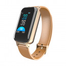 wholesale Sports and Fitness Equipment:T89 Smart Bracelet Gold