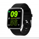 ID116 PRO smart watch black