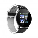 ID119 Plus smart bracelet in black