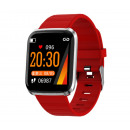 ID116 PRO smart watch red