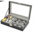 ingrosso Gioielli & Orologi: elegante orologio e scatola portavivande 9 pz