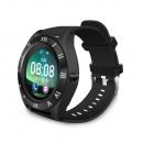 M11 Smartwatch mit schwarzem Armband