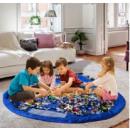 samentrekbaar speelgoedtapijt