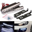 wholesale Bicycles & Accessories: car daytime running light 8 leds