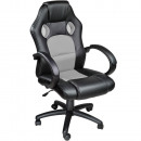 CHAISE GAMER BASIC GRIS