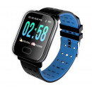 A6 smart watch blue