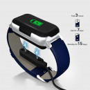 wholesale Sports and Fitness Equipment: T89 Smart Bracelet -blue-