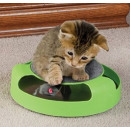 wholesale Pet supplies: cat game with moving mouse