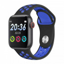 grossiste Informatique et Telecommunications: Bracelet intelligent W5 bleu