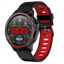 hurtownia Komputer & telekomunikacja: Inteligentny zegarek L8 Red