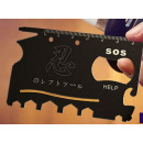 wholesale Manual Tools: Ninja tool card tool survival tool