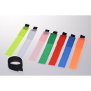 Cable Velcro 8  parts 8 cm length different