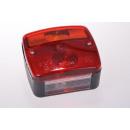 Trailer rear light 4 functions