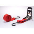 Professional  Lashing strap with large ratchet 480