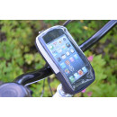Bicycle mobile pocket removable