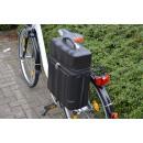 Bike Case Black ABS 22.5 ltr.