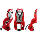 Child Bike Seat Calippo red / gray