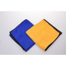 Microfiber cleaning wipes set of 2
