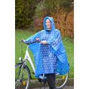 wholesale Coats & Jackets:Rain Poncho Quality Blue