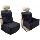 Car seat cover 2 in 1
