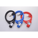 Spiral cable lock 80/15 silicone