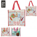 shopping bag, 2-times assorted