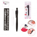 marking clothing x3, 1-times assorted