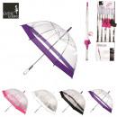 hurtownia Torby & artykuly podrozne: parasol 80cm  kopuły, 4-time mieszany
